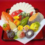 鶴岡の雛菓子
